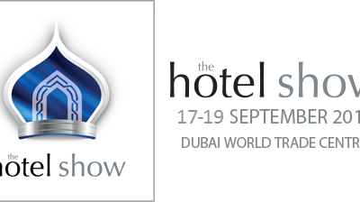 17th Hotel Show Dubai 17 – 19 September 2016