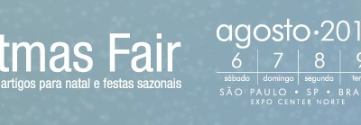 22nd Christmas Fair 5 – 8 August 2017 Brazil.
